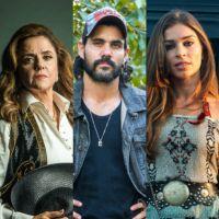 """Novela """"O Outro Lado do Paraíso"""": Sophia chantageia Livia para ficar com Mariano"""