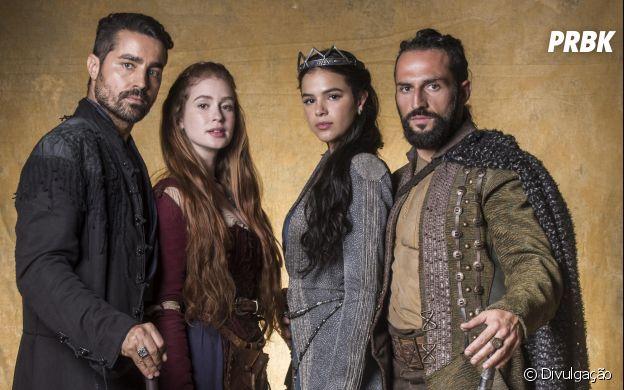 """Bruna Marquezine é criticada por atuação em """"Deus Salve o Rei"""": é justo?"""