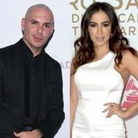 Anitta e Pitbull em parceria? Rapper revela negociações com a cantora