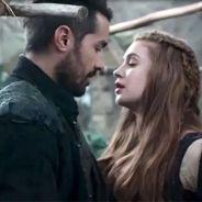 """Novela """"Deus Salve o Rei"""": Amália (Marina Ruy Barbosa) fica com Virgílio após separação de Afonso"""
