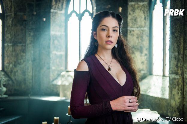 """Bia Arantes é a feiticeira Brice em """"Deus Salve o Rei"""""""
