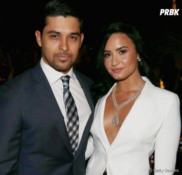Demi Lovato e Wilmer Valderrama almoçam juntos e fãs surtam