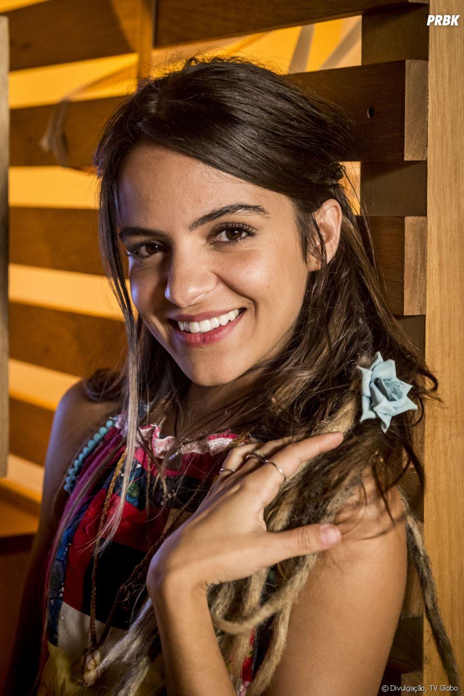 """Pally Siqueira é Amanda em """"Malhação - Vidas Brasileiras"""""""