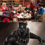 """Em """"The Big Bang Theory"""": na 11ª temporada, Pantera Negra é citado em episódio especial!"""