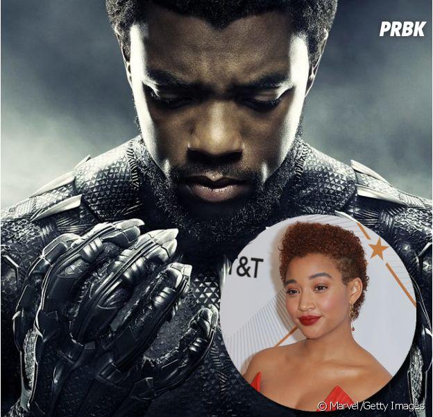 """Atriz Amanda Stlenberg desistiu de """"Pantera Negra"""" por não ter a pele escura o suficiente"""