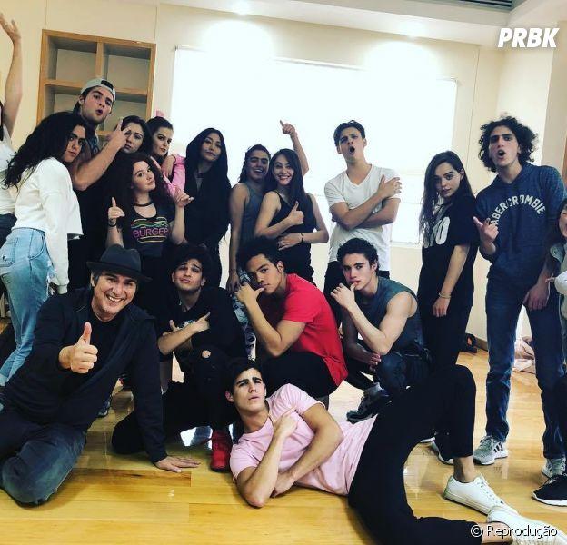 """Confira o elenco de """"Like"""", mais conhecido como """"o novo RBD""""!"""