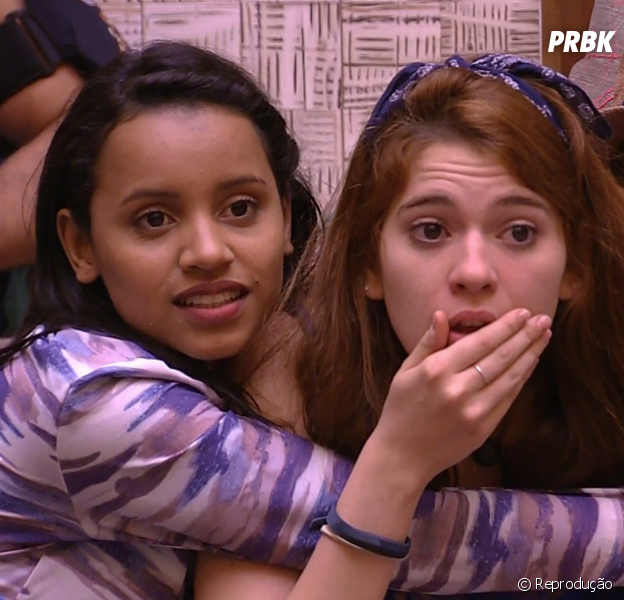 "No ""BBB18"": Ana Clara acredita que Gleici irá voltar!"