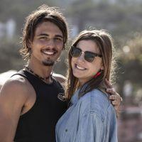 """Novela """"Boogie Oogie"""": Alice Wegmann e Brenno Leone gravam no Rio de Janeiro"""