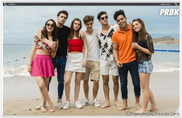 Novo RBD fez fãs da banda mexicana surtarem
