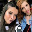 """As meninas do canal """"Depois das Onze"""" também curtiram os shows do Lollapalooza Brasil"""