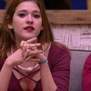 """No """"BBB18"""", Ana Clara teme sair em paredão contra Kaysar e Caruso: """"Não quero"""""""
