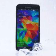 Desafio do Balde de Gelo: Samsung sacaneia fraqueza à água do iPhone