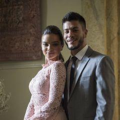 """Novela """"O Outro Lado do Paraíso"""": Diego perde nojo de Melissa e reata casamento"""