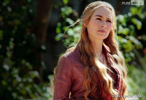 "Igreja croata veta cena de nudez de Cersei (Lena Headey), na quinta temporada de ""Game of Thrones"""