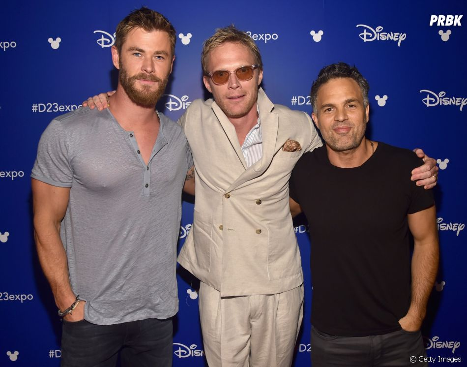 """De """"Vingadores: Guerra Infinita"""": Chris Pratt, Chris Hemsworth, Elizabeth Olsen e mais atores do filme aparecem nos bastidores"""