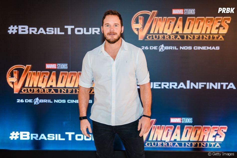 """De """"Vingadores: Guerra Infinita"""": atores do filme que estreia dia 26 de abril aparecem nos bastidores"""