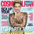 Miley Cyrus é a capa de dezembro da revista Cosmopolitan