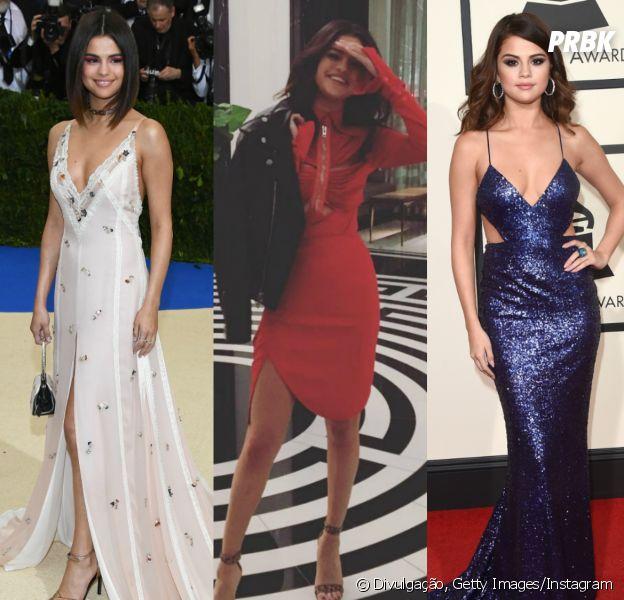 Selena Gomez arrasa na escolha de seus looks, veja os 10 mais lindos