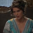 """Isabella Santoni estreia em """"Orgulho e Paixão"""" como Charlotte, personagem que irá acender discursos feministas"""