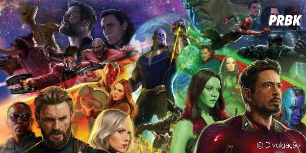 """Longa """"Vingadores: Guerra Infinita"""" tem final surpreendente e de partir o coração"""