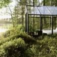 Pra quem gosta do sossego da natureza, esse é o quarto ideal!