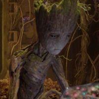 """Em """"Vingadores: Guerra Infinita"""", as últimas palavras de Groot são de partir o coração! Saiba mais"""