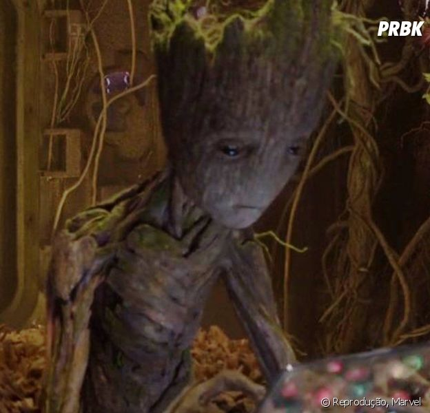 """O que significa a última fala de Groot em """"Vingadores: Guerra Infinita""""? O roteirista James Gunn responde!"""