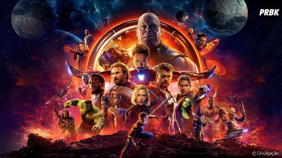 """Groot foi apenas um dos 21 personagens que morrem no filme """"Vingadores: Guerra Infinita"""""""