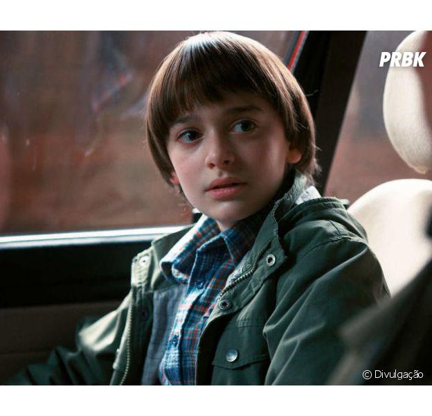 """De """"Stranger Things"""", Noah Schnapp elogia 3ª temporada da série"""