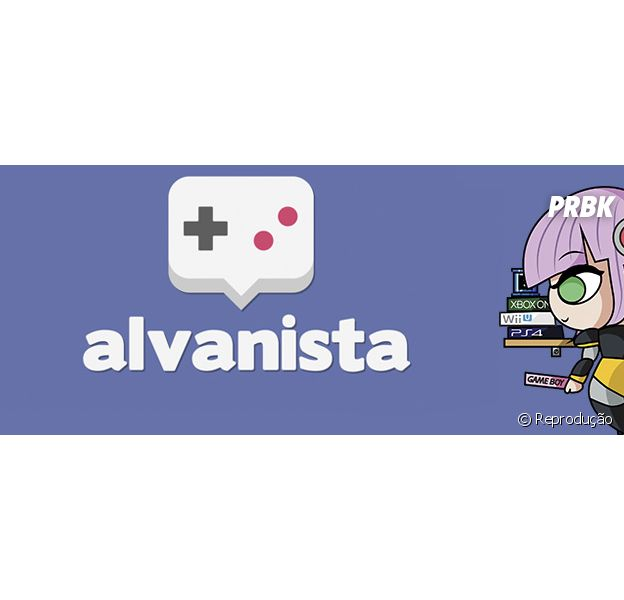 Alvanista, a rede social para gamers