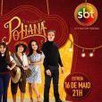 """Novela """"As Aventuras de Poliana"""" estreia dia 16 de maio!"""
