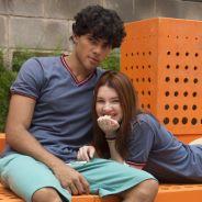 """Jeniffer Oliveira e Gabriel Fuentes, de """"Malhação"""", são vistos em clima de romance no Rio"""