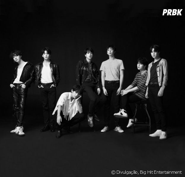"BTS divulga tracklist do álbum ""Love Yourself: Tear"""