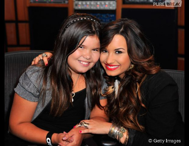 Demi Lovato e a irmã, Madison Lee
