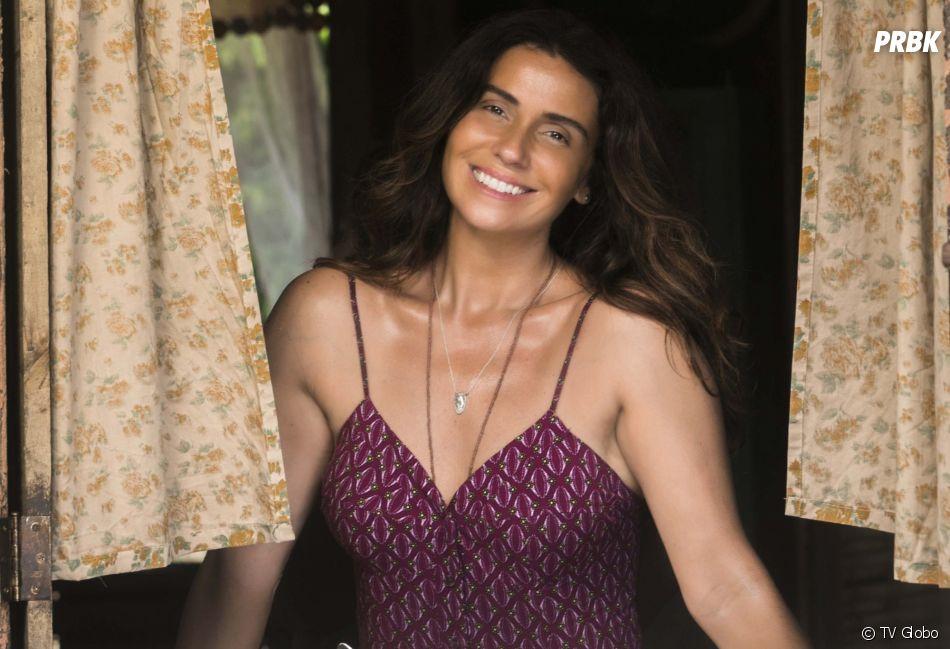"""Em """"Segundo Sol"""", Luzia (Giovanna Antonelli) foge durante uma rebelião no presídio"""