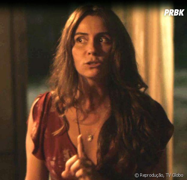 """Em """"Segundo Sol"""", Luzia (Giovanna Antonelli) foge da cadeia e vai atrás de seus filhos"""