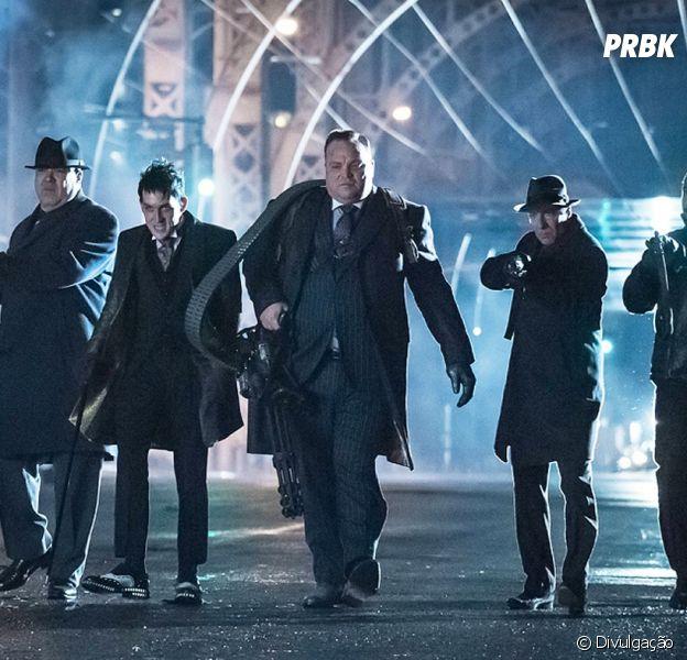 """Em """"Gotham"""", vilão é assassinado por vingança no final da 4ª temporada!"""