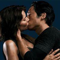 """Em """"The Walking Dead"""": Atores comentam relação de Glenn and Maggie! #Gleggie"""