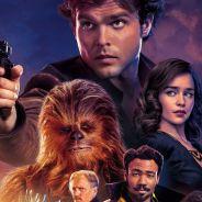 """Filme """"Han Solo: Um História Star Wars"""" tem estreia decepcionante e arrecadação baixa"""