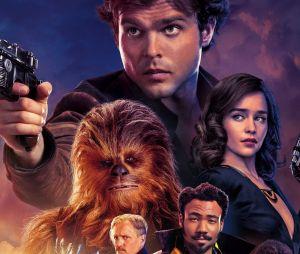 """Filme """"Han Solo: Uma História Star Wars"""" tem bilheteria abaixo da esperada no primeiro final de semana"""