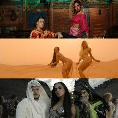Anitta com Pabllo Vittar, Wesley Safadão, J Balvin e os seus feats mais assistidos no Youtube