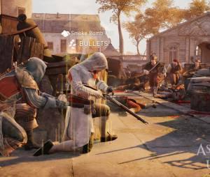 """Um pouco de como será a jogabilidade de """"Assassin's Creed Unity"""" nesta screenshot"""