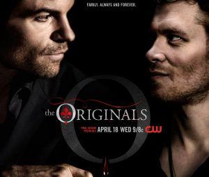 """Atualmente, a série """"The Originals"""" exibe a sua quinta e última temporada"""