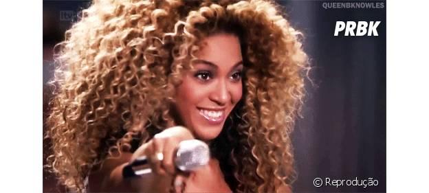 Beyoncé é uma grande cantora