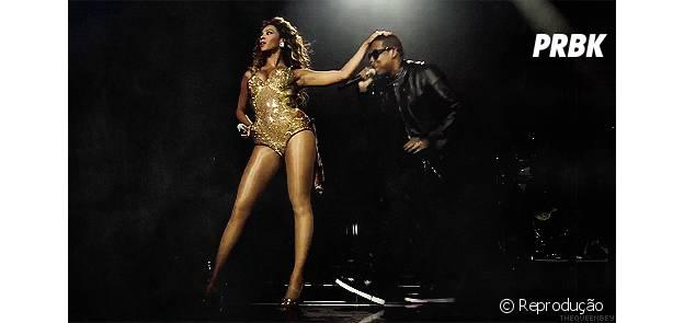 Beyoncé é casada com Jay Z