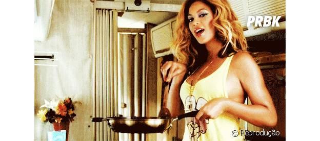 Beyoncé é uma artista multi talentosa