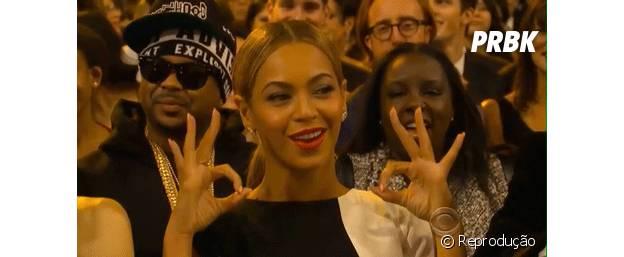 Beyoncé adora a zoeira