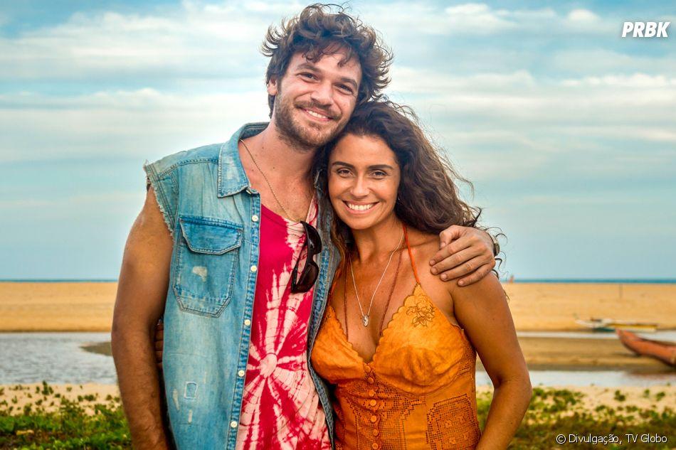 """Em """"Segundo Sol"""", Luzia reencontrará Miguel e descobrirá que na verdade ele é Beto Falcão"""