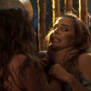 """Em """"Segundo Sol"""", Luzia (Giovanna Antonelli) e Karola (Deborah Secco) saem no tapa"""