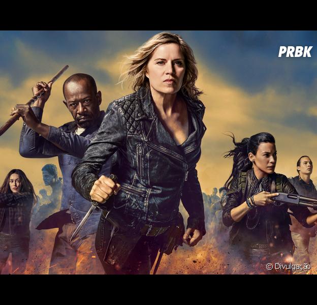 """Em """"Fear The Walking Dead"""", personagem importante morre em ato heróico"""